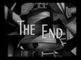 It's a Wonderful Life end title