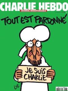 Charlie Hebdo Cover, 14 January 2015